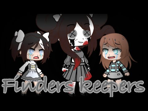 Finders keepers-A Gacha club horror movie