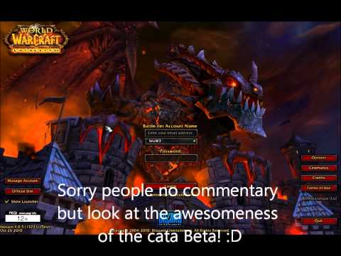 omgcata - this is the new login screen for cataslysm for no no commentarry FACEBOOK: http://www.facebook.com/#!/pages/Keddingboy/136648239690123.
