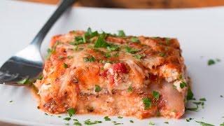 Zucchini Lasanga by Tasty