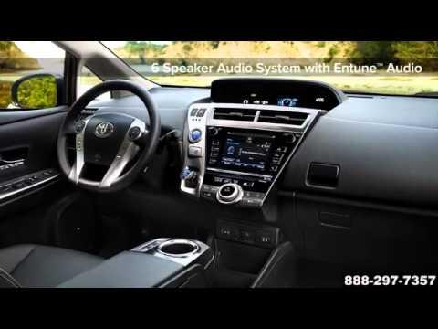 New 2015 Toyota Prius V Nashville Franklin Toyota of Cool Springs Franklin Nashville TN