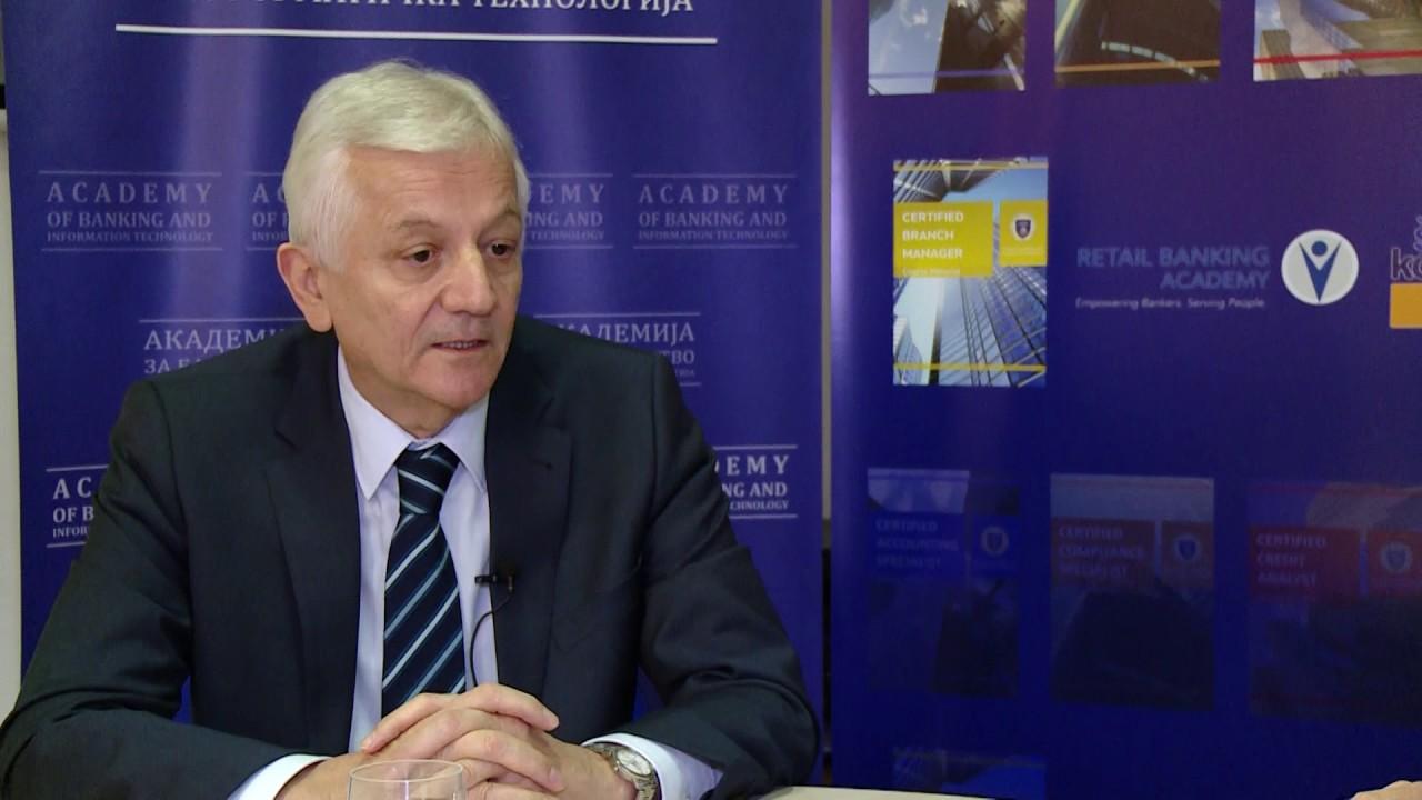 Поранешен Гувернер на Централната банка на Црна Гора