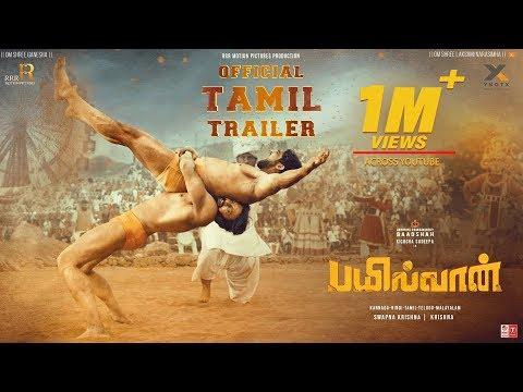 Pailwan Tamil movie Official Teaser / Trailer