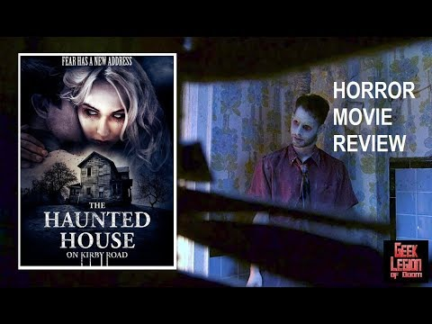 THE HAUNTED HOUSE ON KIRBY ROAD ( 2016 Nina Kiri ) Horror Movie Review