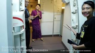 Video Garuda Indonesia Boeing 777-300er First Class MP3, 3GP, MP4, WEBM, AVI, FLV Juli 2018
