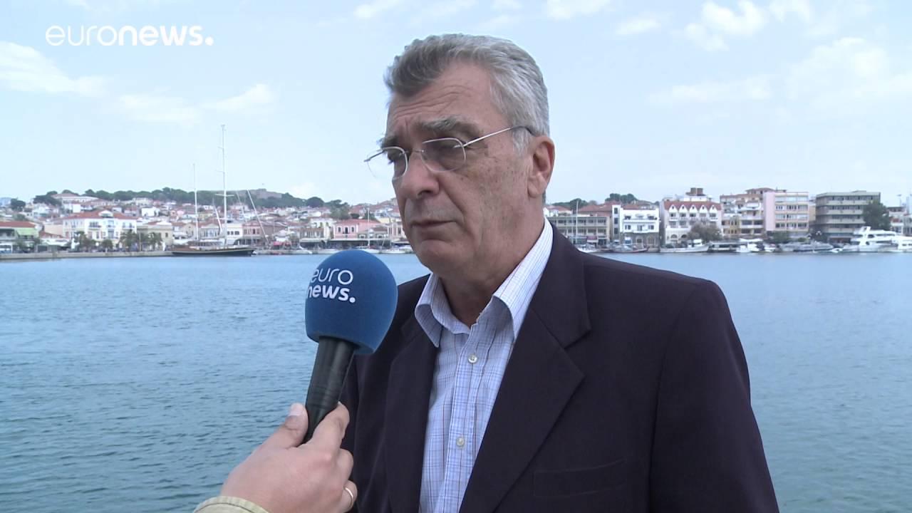 Ο δήμαρχος Λέσβου στο euronews: Θέλουμε τις ζωές μας πίσω