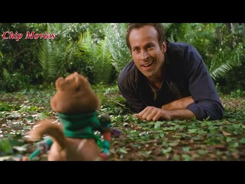 Alvin And Chipmunks 3: Chipwrecked (2011) - Lost In Island
