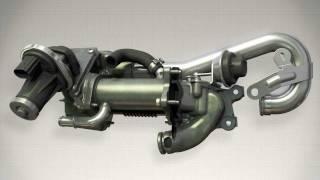 Sistemul EGR pentru automobile
