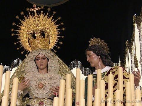 Procesión 75 Aniversario M ª Santísima de las Mercedes y San Juan Evangelista