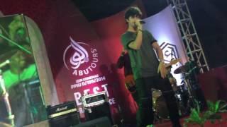 Video Assalamu 'alaikum by Harris J live in concert (Makassar 4th Dec 2016) MP3, 3GP, MP4, WEBM, AVI, FLV Maret 2018