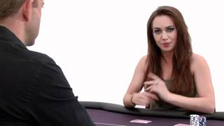 Learn to play! Watch this tutorial on Texas Hold'em for beginners.