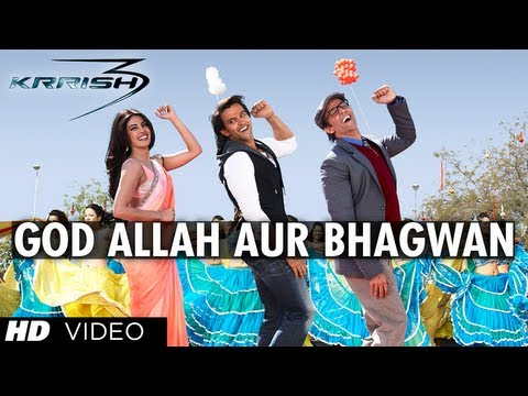 Video Song : God Allah Aur Bhagwan