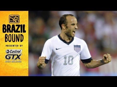 Jesse Marsch to Landon Donovan: You're the best ever, act like it | Brazil Bound