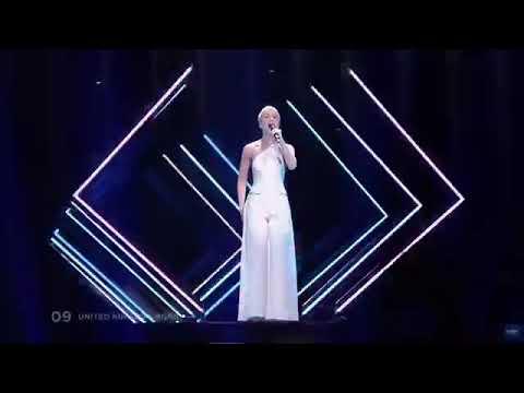 Евровидение 2018 позор Евровидение 2018 Выбежал И Забрал Микрофон! Eurovision 2018 ran to the stage