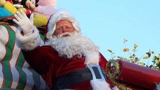 Video A Christmas Fantasy Parade 2018 at Disneyland MP3, 3GP, MP4, WEBM, AVI, FLV Desember 2018