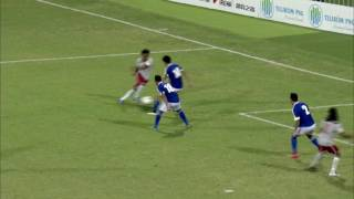 EMTV & OFC TV Production - Copyright OFC TV © June 2016. New Caledonia defeat Samoa 7-0 in their Group A clash at Port Moresby's Sir John Guise ...