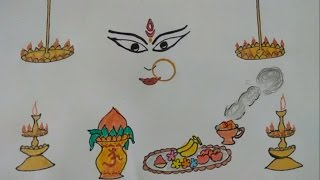 Chaitra Navaratri is a nine-day Hindu festival that begins held in honour of Goddess Durga and Goddess Shakti, the festival is celebrated in the lunar month of Chaitra.