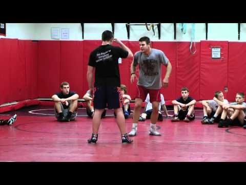 Jon Trenge Clinic – 7 step breakdown for setup to single leg shot