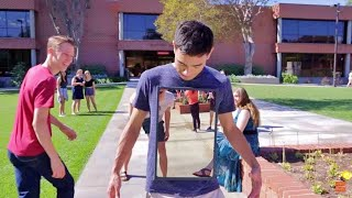 BEST MAGIC Lego Illusions By Zach King 2018 NEW Magic Tricks Incredible And ZACH KING Ever