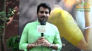 Murali Ram at Thoppi Movie Audio Launch
