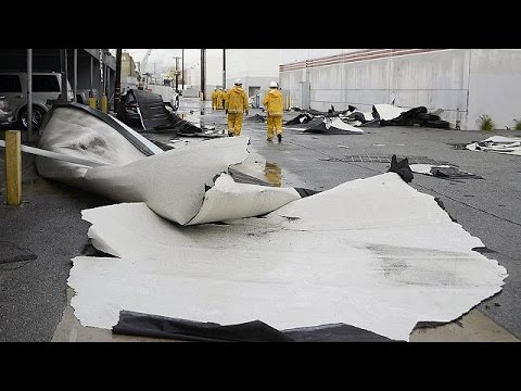 Καλιφόρνια: Εκτεταμένες πλημμύρες προκαλεί το Ελ Νίνιο