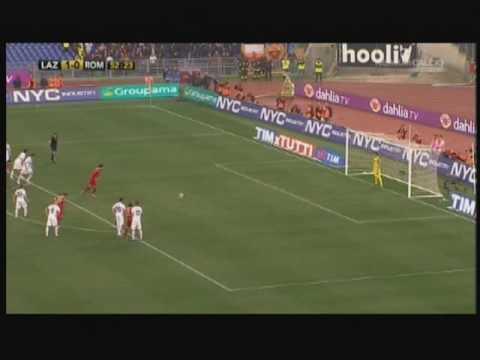 Lazio-Roma 1-2 Carlo Zampa