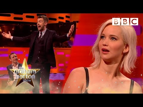 Jennifer Lawrence a Jack Whitehall