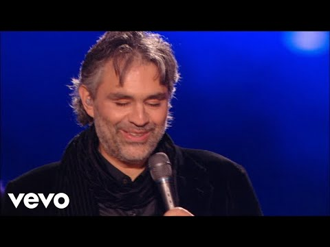 Andrea Bocelli - Can't Help Falling In Love