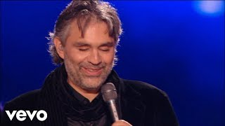 Andrea Bocelli - Can't Help Falling In Love (Official Video)
