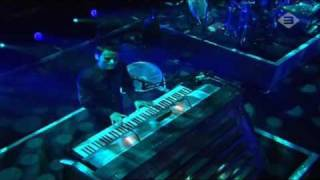 Space Dementia Live Pinkpop 2004 - Muse