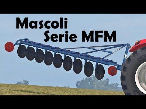 Plug dyskowy Mascoli Series MFM
