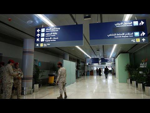 Saudi-Arabien: Huthi-Rebellen greifen Flughäfen an