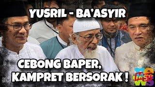 Video Jokowi – Yusril – Abu Bakar Ba'asyir Dan Cebong Baperan Serta Sorak-Sorai Kampret MP3, 3GP, MP4, WEBM, AVI, FLV Januari 2019