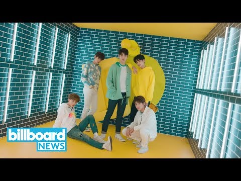 """Tomorrow X Together Debut With A Bang, Share Energetic Video For """"Crown"""" 