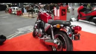7. 2014 Honda CB1100 Walkaround