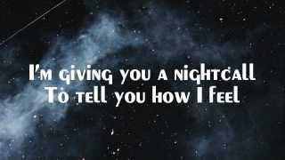 London Grammar - Nightcall (Lyric video) - YouTube