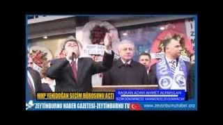 MHP Yenidoğan Mahallesine Seçim İltişim Birosunu Açtı
