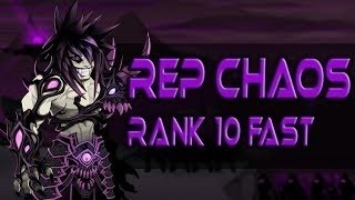 =AQW=Chaos Rep Bot Rank 1 To Rank 7 in 1 minute
