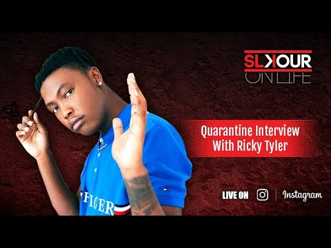 "Ricky Tyler Speaks On His ""Thirty K's"" Music Video & Telling Real Stories In His Music"