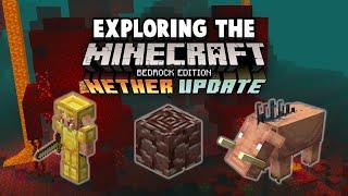 Minecraft 1.16 BETA - All Features So Far Explored