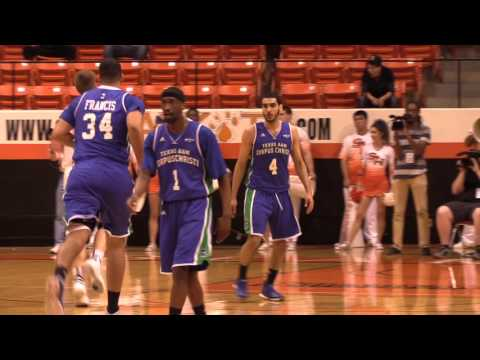 Post Game: Islanders MBB Rallies Past Bearkats