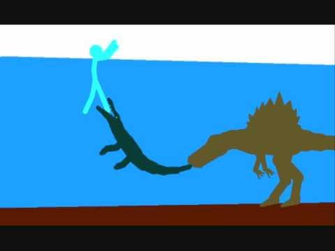 spinosaurus pivot animation
