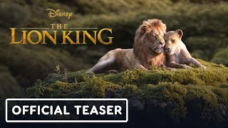Lion King - Can You Feel The Love Tonight? Official Teaser Trailer by IGN