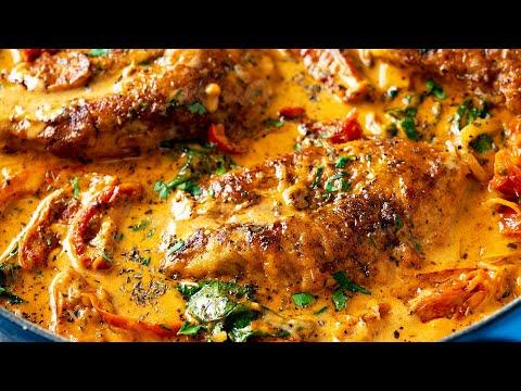Tuscan Chicken | The Ultimate Chicken Dinner?