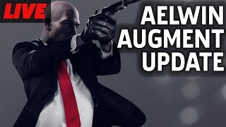 Hitman 2 The Aelwin Augment Gameplay Update by GameSpot
