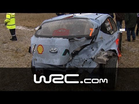 WRC Monte Carlo - Stages 1-3