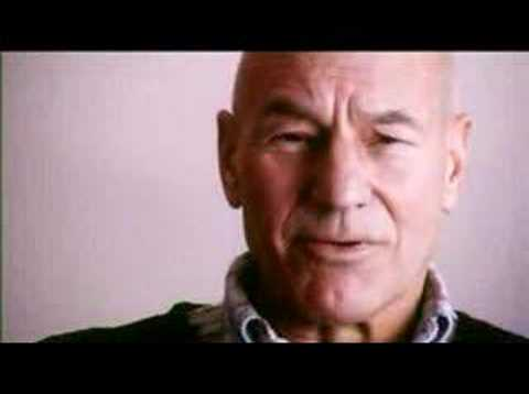 Patrick Stewart on Domestic Violence