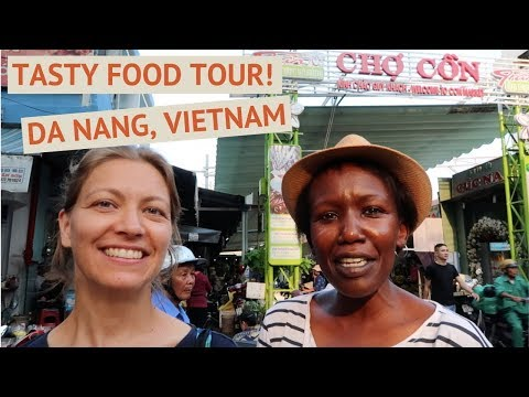 Da Nang Food Tour At Con Market - Tasty Foods From Central Vietnam