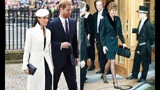 Video Meghan's touching tribute to Diana on Commonwealth Day MP3, 3GP, MP4, WEBM, AVI, FLV Maret 2018