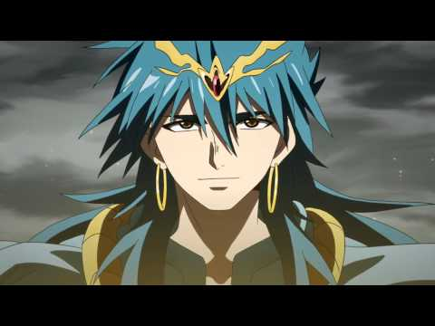 magi - All of my videos are in 720p HD and always will be. From episode 25 of Magi: The Kingdom of Magic. Disclaimer: Magi is copyright of Ohtaka Shinobu and Aniple...