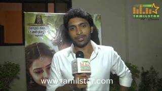 Vikram Prabhu at Vellaikaara Durai Movie Press Meet